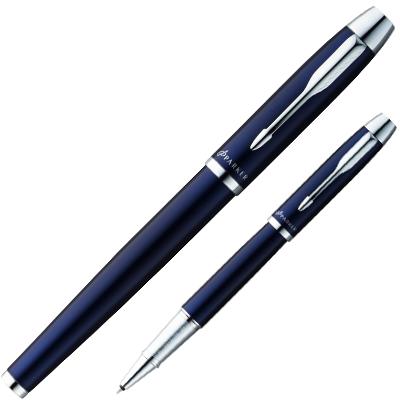 Parker Im Blue Ct Rollerball Metal Parker Pens Shop