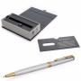 Parker Sonnet Stainless Steel GT Ballpoint Pen