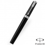 Parker Ingenuity Large Black Chrome Pen