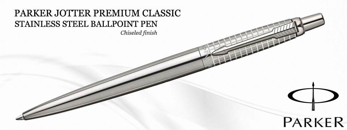 Parker Jotter Stainless Steel