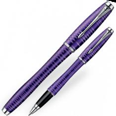 Parker Urban Premium Purple Pearl CT Rollerball Pen