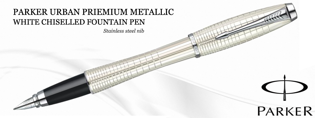 Parker Urban Premium Fountain Pen