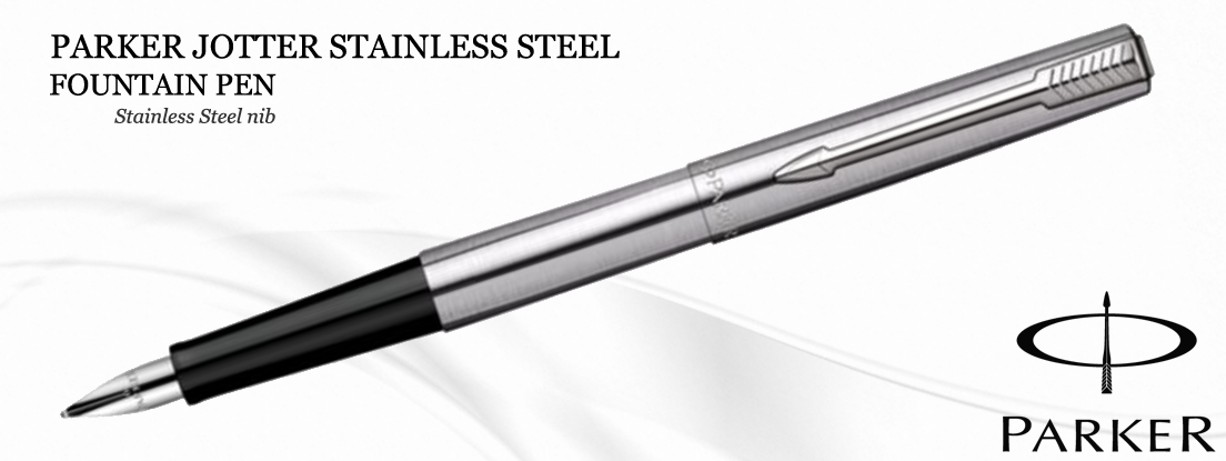 Parker Jotter Fountain Pen